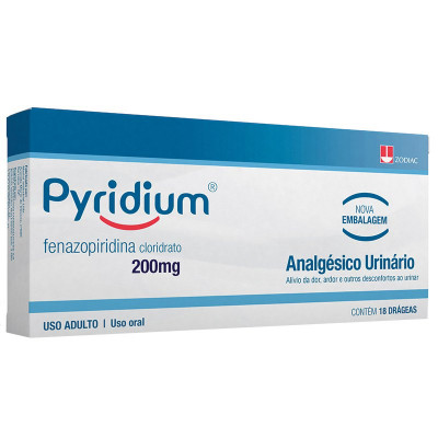 Pyridium 200Mg Tablet - Uses, Side Effects, Substitutes ...