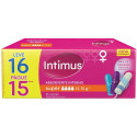 Absorvente Interno Intimus Super c/16