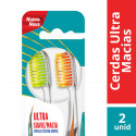 Escova Dental Colgate Slim Soft Advanced c/ 2 Unidades