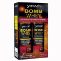 Kit Yenzah Bomb Whey Shampoo Vitaminado +Condicionador 240mL