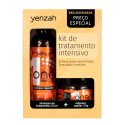Kit Yenzah One Minute Shampoo Repair 240mL+Máscara 130g
