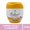 Teatrical Creme Clareador Facial 100g