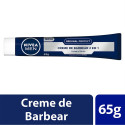 Creme de Barbear Nivea Men Original Protect 2 em 1 65g