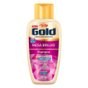 Shampoo Niely Gold Mega Brilho 300mL