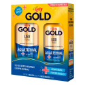 Kit Niely Gold Liso Pleno Shampoo 300mL+Condicionador 200mL
