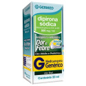 Dipirona Gotas 500mg/mL 20mL Genérico Germed