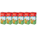 Kit 6x50g Gel Dental Infantil Colgate My First Fruta Suave