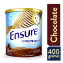 Suplemento Adulto Ensure Pó Sabor Chocolate Lata 400g