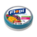 Flopi Bala Diet Sem Açúcar Fruit Mix 40g