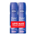Kit 2x150mL Desodorante Nivea Protect & Care 48h Aerosol