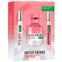 Kit Benetton United Dreams Together Her Perfume +2 Boosters