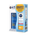 Kit Nivea Sun Protect Hidrata FPS30 +Beauty Expert FPS50 50g