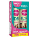 Kit Salon Line Hidra Original Shampoo +Condicionador 300mL