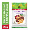 Natures Heart Snack Cranberry Nuts 25g