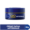 Nivea Q10 Plus Antissinais Noite Creme Facial 50mL