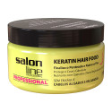 Salon Line Keratin Hair Food Nutrition Pomada Modeladora 195g