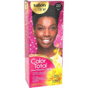 Salon Line Tinta de Cabelo Creme Color Total - 2.0 Preto