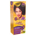 Salon Line Tonalizante de Cabelo Light Color-1610 Pret Brd Es