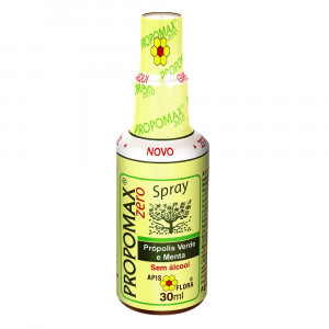 Propomax Spray Sem Álcool Apis Flora 30mL