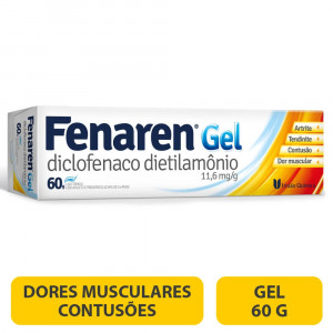 Fenaren Gel 11,6mg/g 60g