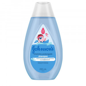Shampoo Johnsons Baby Cheirinho Prolongado 200mL
