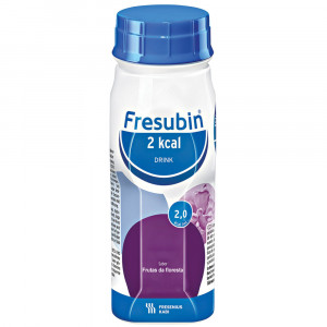 Fresubin 2 Kcal Drink Frutas da Floresta Fresenius 200mL