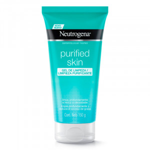 Neutrogena Purified Skin Gel de Limpeza Purificante 150g