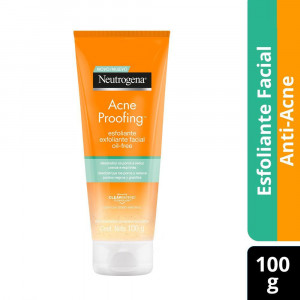 Neutrogena Acne Proofing Esfoliante Facial Oil-Free 100g