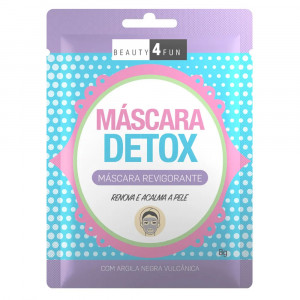 Máscara Facial Beauty 4 Fun Detox Dermage 8g