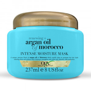 Mácara de Tratamento OGX Intense Argan Oil of Morocco 237mL