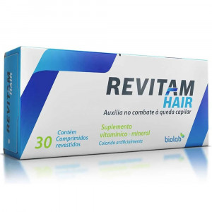Revitam Hair c/ 30 Comprimidos