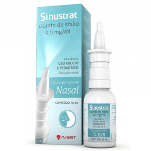 Sinustrat Descongestionante Nasal Spray 30mL