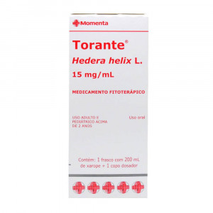 Torante Xarope 15mg/mL 200mL