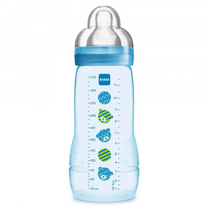 Mamadeira MAM Easy Active 330mL +4M Tam 3 - Boys