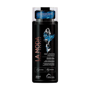 Shampoo Truss Infusion La Moda 300mL