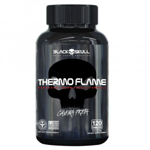 Thermo Flame Black Skull c/120 Tablets
