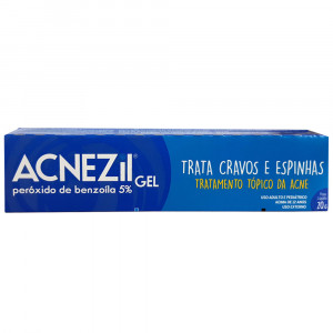 Acnezil Gel 50mg/g 20g