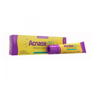 Acnase Gel Antiacne Facial 20g