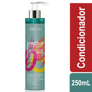 Amend Cachos Condicionador 250mL