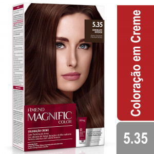 Amend Magnific Color Coloração Creme Chocolate Intenso 5.35