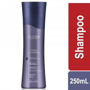 Amend Pós Progressiva Shampoo Intensificador 250mL