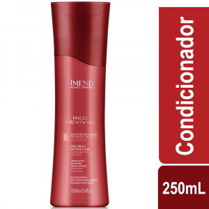 Amend Realce da Cor Vermelha Red Revival Condicionador 250mL