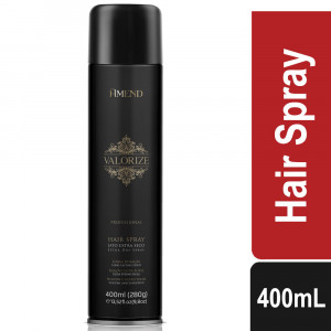 Amend Valorize Hair Spray Profissional Ultra-Forte Aero 400mL