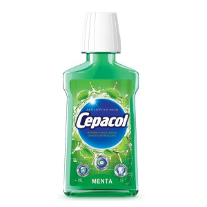 Antisséptico Bucal Cepacol Menta 250mL