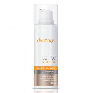 Clarité TX Serum Clareador Dermage 30mL