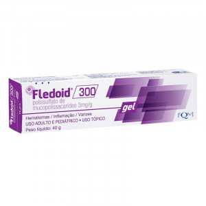 Fledoid 300 Gel 3mg/g 40g