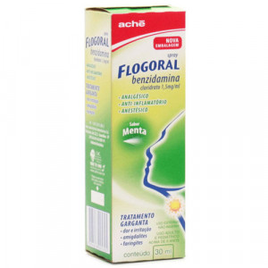 Flogoral Spray Menta 1,5mg/mL 30mL