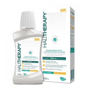 Halitherapy Antisséptico Bucal Para Halitose 250mL