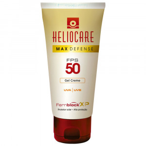 Heliocare Max Defense Gel Creme Melora FPS 50 50g