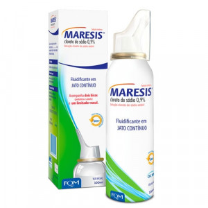 Maresis Aerosol Spray Nasal 0,9% 100mL